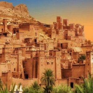 Ouarzazate * Merzouga